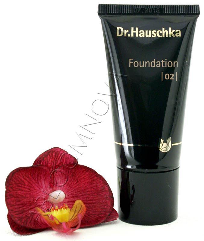 dr hauschka foundation 30ml ebay. Black Bedroom Furniture Sets. Home Design Ideas