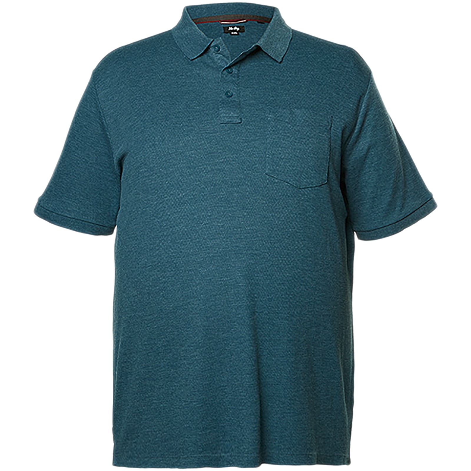 Mens King Big Size Pique Polo Poly Cotton T Shirt Casual