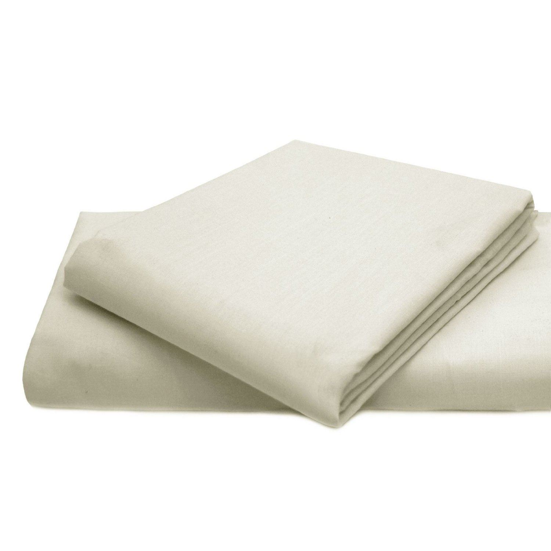 Lisa resistente ajustada s banas color poli ster algod n - Fundas nordicas algodon egipcio ...