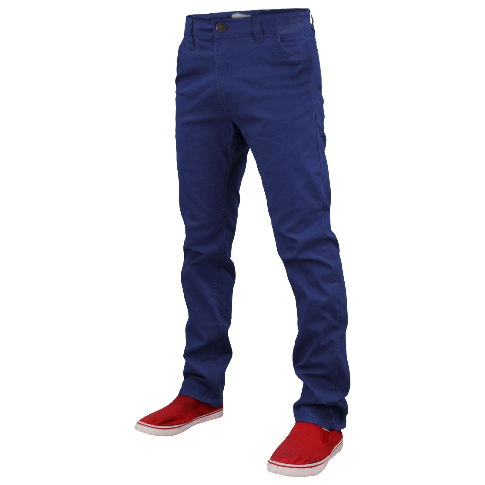 kids boys chino stretch jeans teens trousers skinny slim. Black Bedroom Furniture Sets. Home Design Ideas