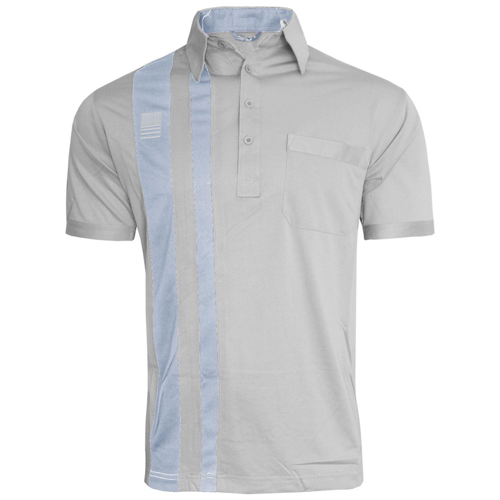 Mens polo t shirt plain shirt smart collar short sleeves for Xxl mens polo shirts