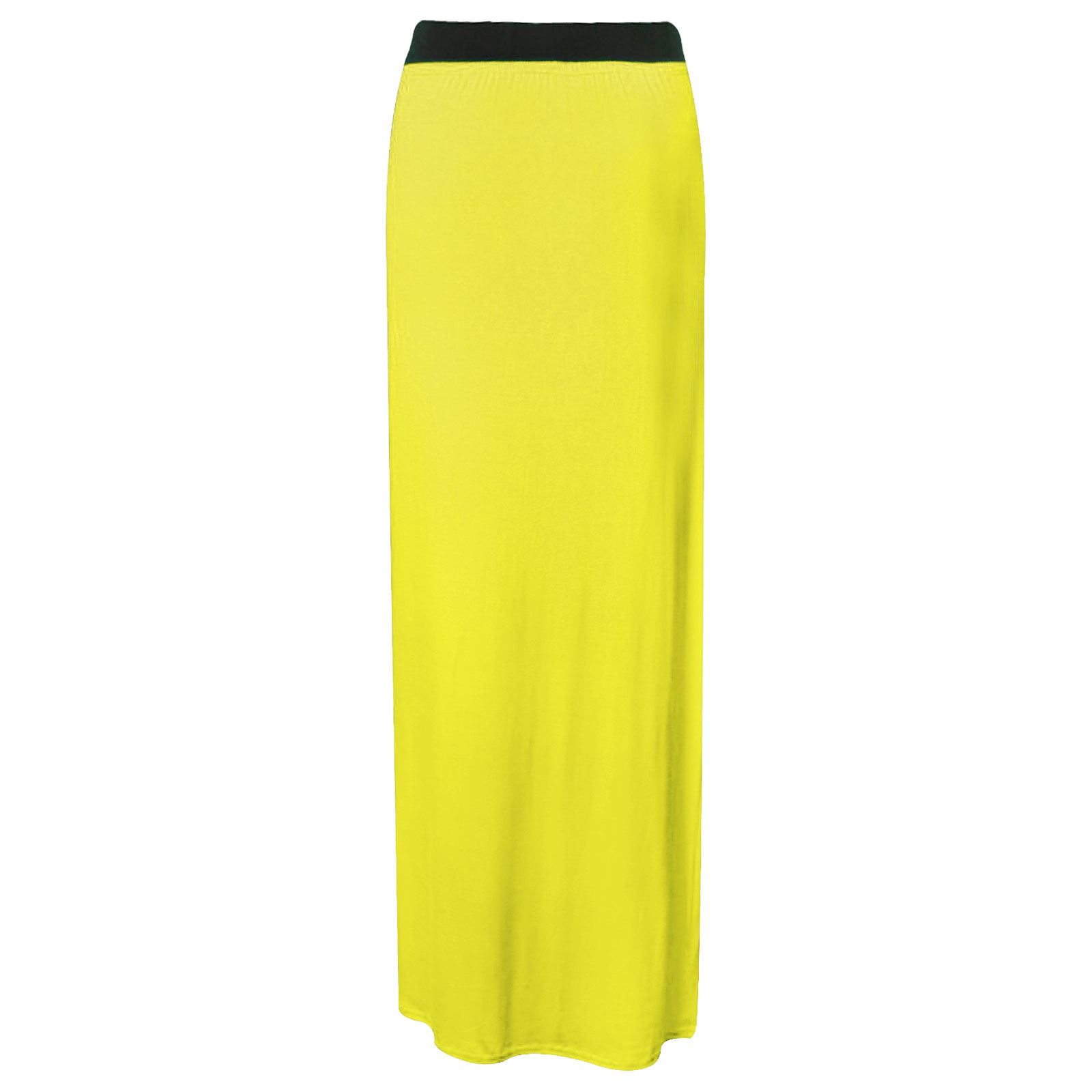 NEW-LONG-LADIES-WOMENS-JERSEY-MAXI-SKIRT-GYPSY-BODYCON-SUMMER-DRESS-SIZE-8-26