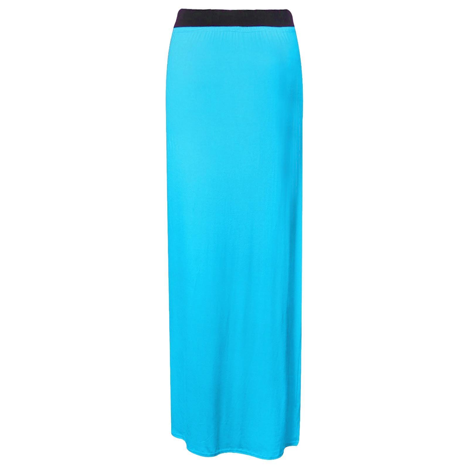LADIES-WOMENS-LONG-GYPSY-ELASTIC-JERSEY-BODYCON-SUMMER-MAXI-PRINTED-SKIRT-DRESS