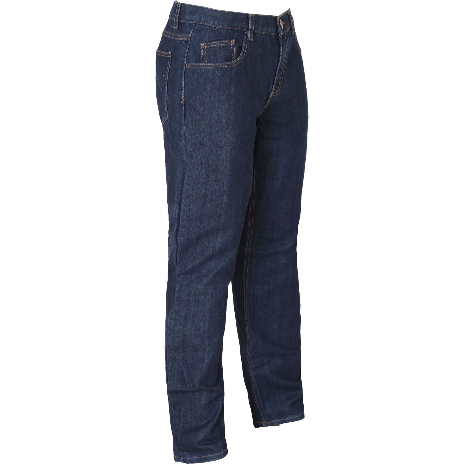 This come with the button fly. Chunky and lean body people can choose this without any hesitation. It is a type of jeans with whom any of the footwear will look best. You can choose a dark blue shade of the jeans and pair it with either coat or jacket. As compared to loose cuts straight legged styles have lesser body bulking excess fabric.