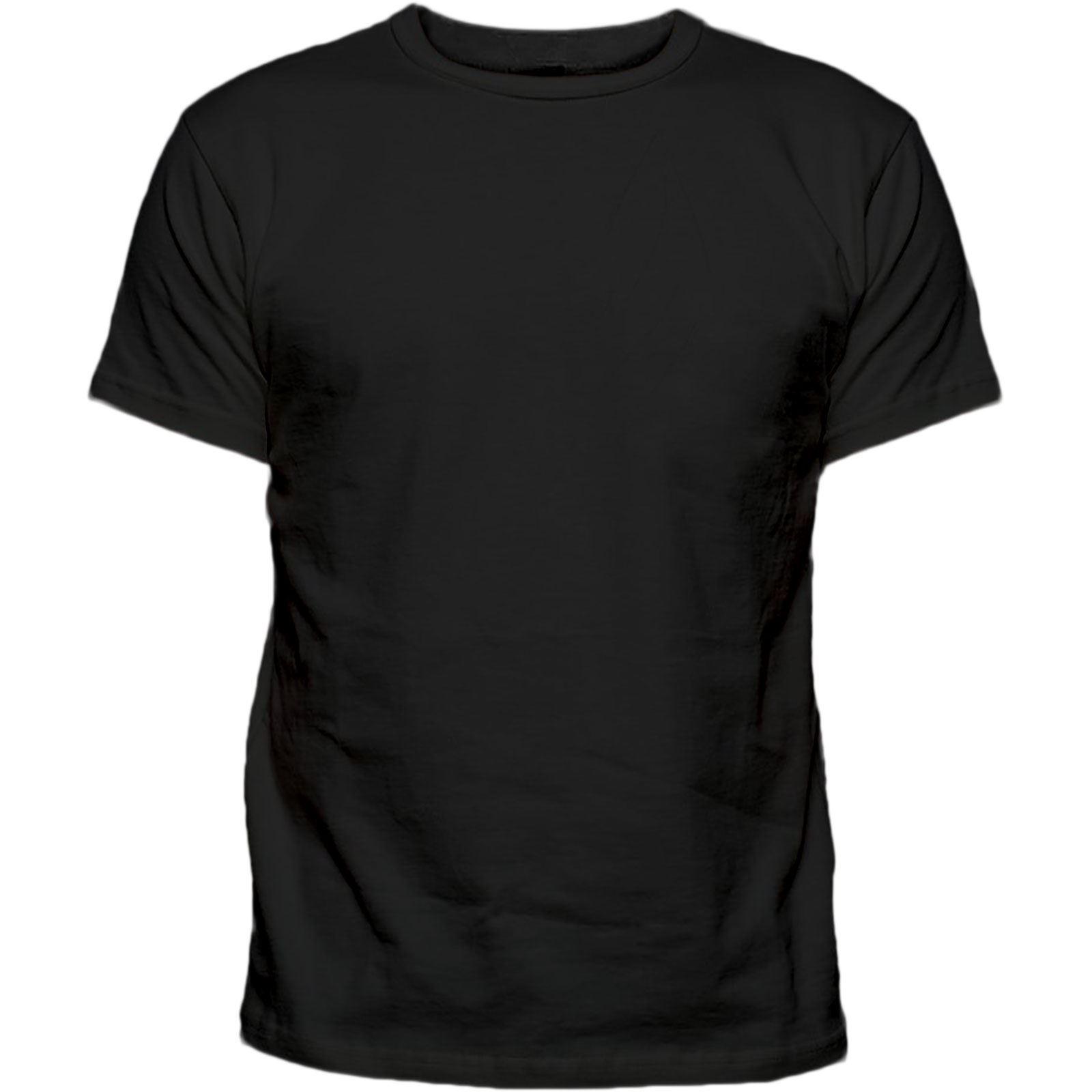 6 or 3 pack mens plain cotton blank basic t shirt casual for Plain t shirt pack
