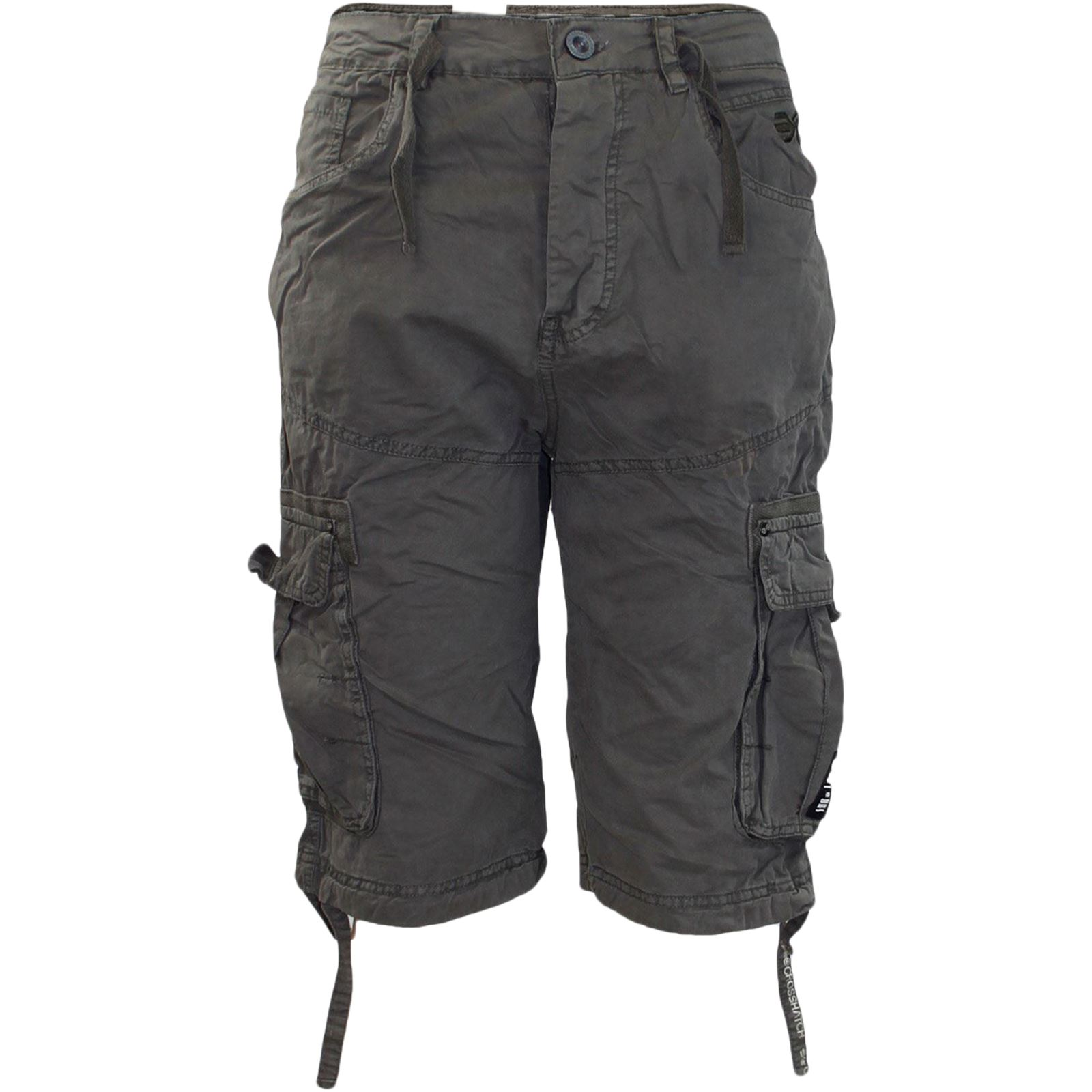 MEN'S DESIGNER SHORTS, CARGO SHORTS, CASUAL SHORTS, DENIM SHORTS, AND SLIM SHORTS. Stay comfortable during warm months in men's designer shorts. High-quality materials keep you cool and relaxed, while sleek lines and contemporary designs make you look smart and put-together.