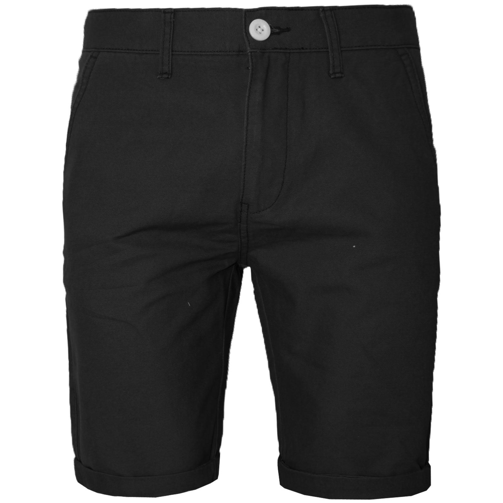 MENS CHINO SHORTS ROLL UP BOTTOMS SUMMER COTTON SHORTS HALF PANTS ...