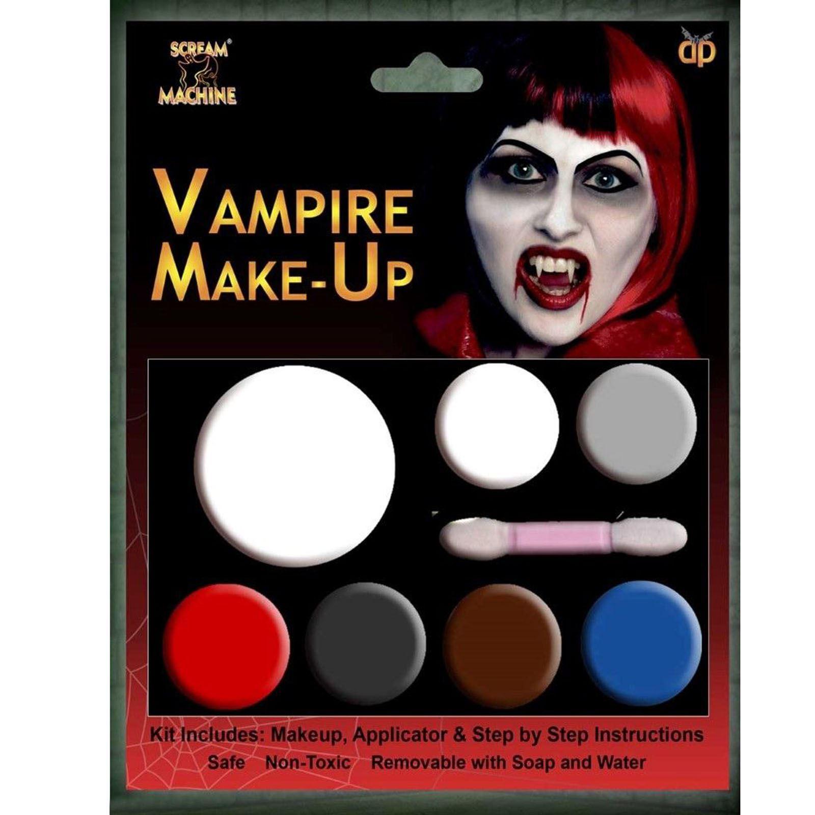 Halloween Makeup Kits Amazon