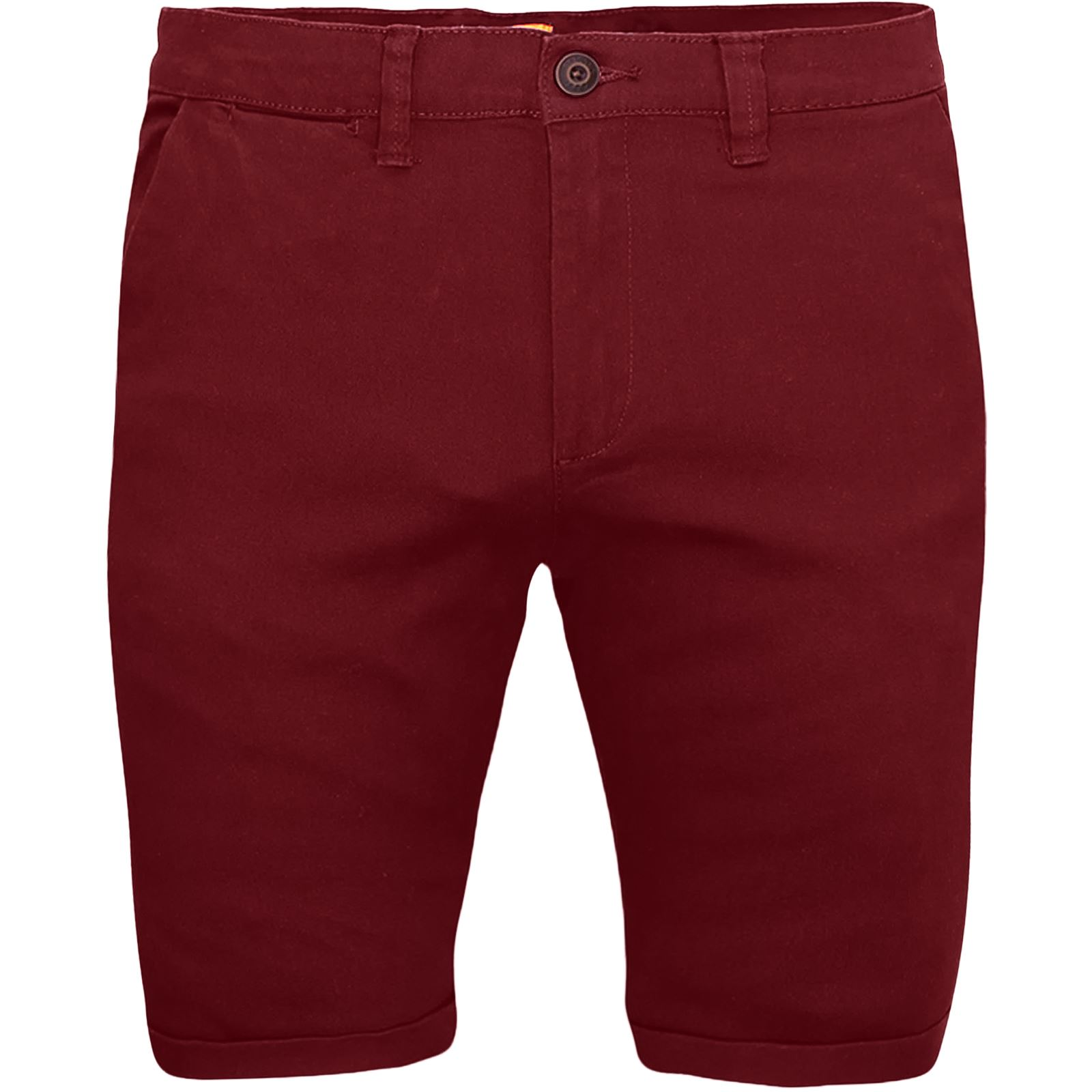 mens stretch chino shorts knee length cotton jeans summer ca