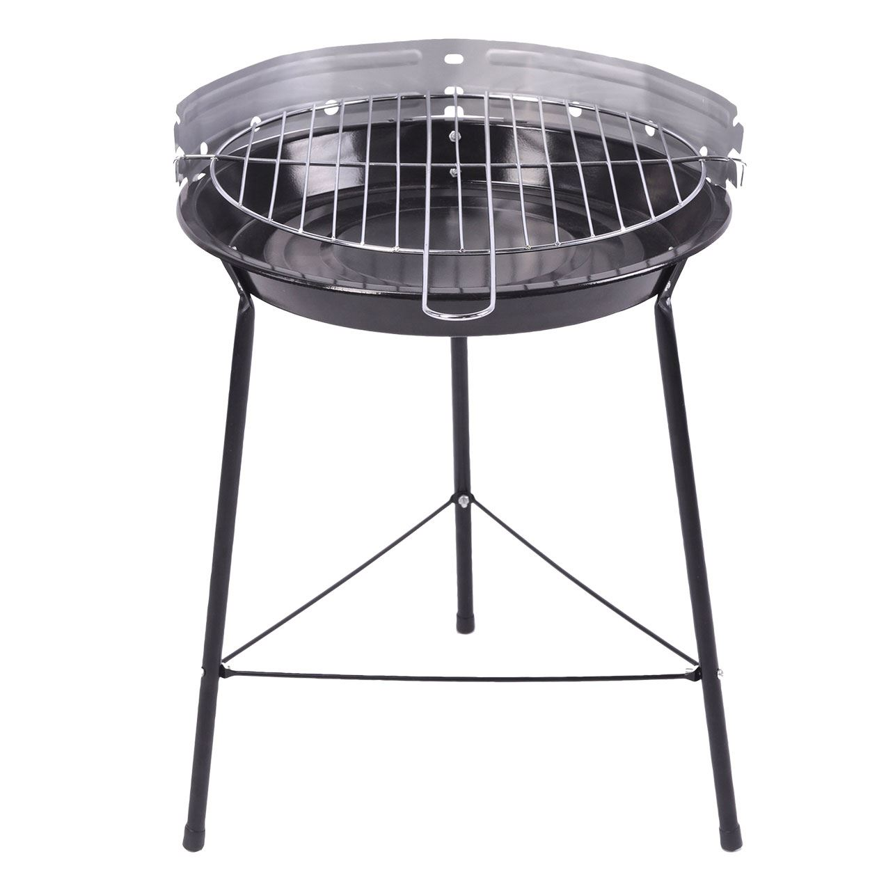 portable 14 barbecue grill bbq charcoal picnic camping outdoor party beach ebay. Black Bedroom Furniture Sets. Home Design Ideas