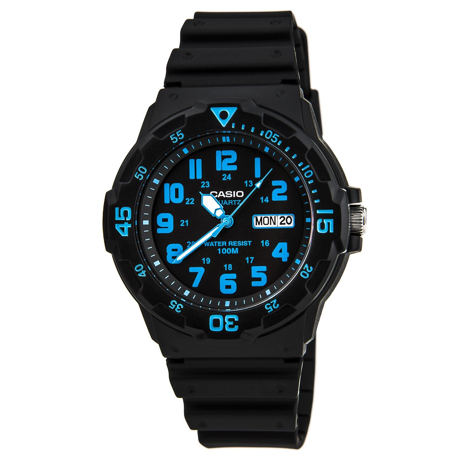 Casio MRW200H Sports Collection Divers Style Watch RRP £40 ...