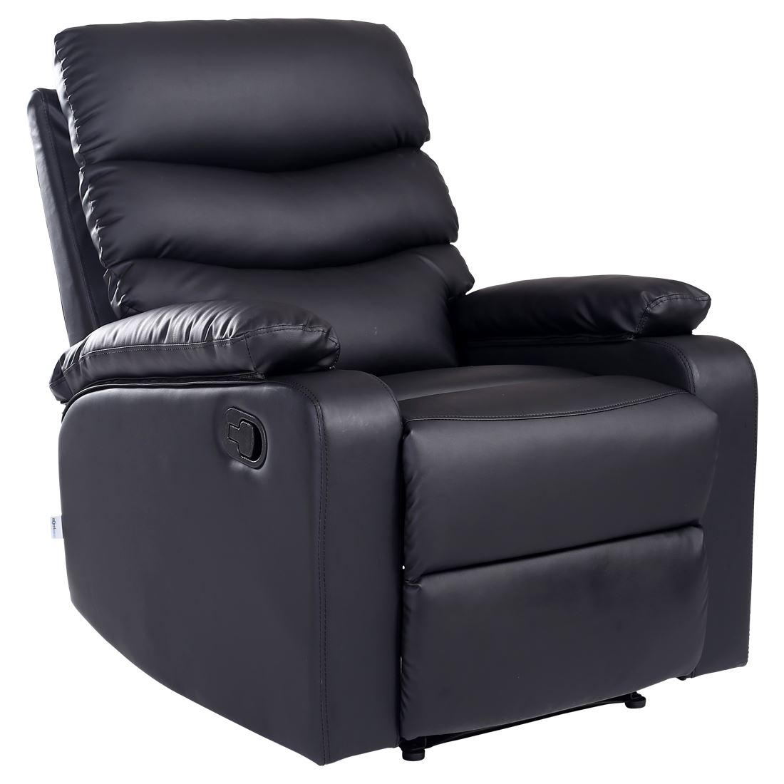 about ashby leather recliner armchair sofa home lounge chair reclining