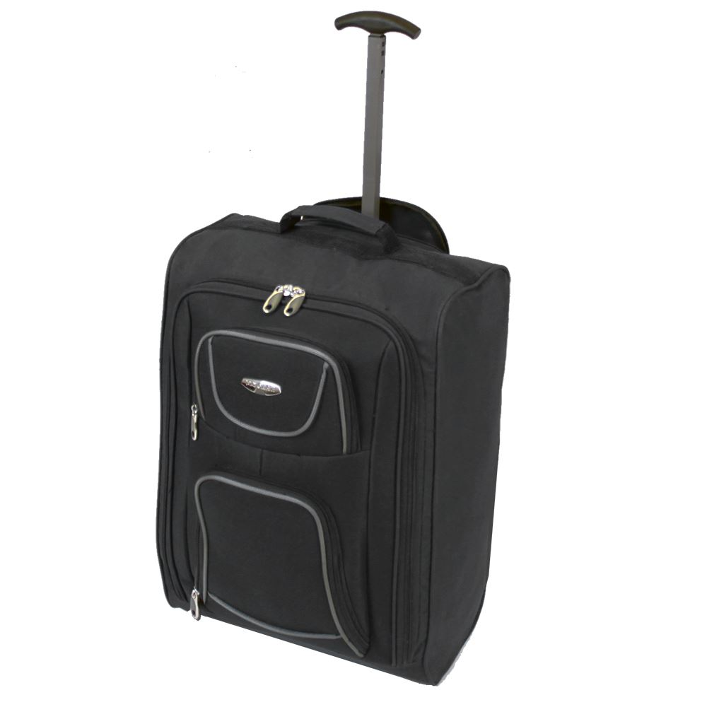 Cabin Approved Ryanair Hand Luggage Travel Holdall Wheeled ...