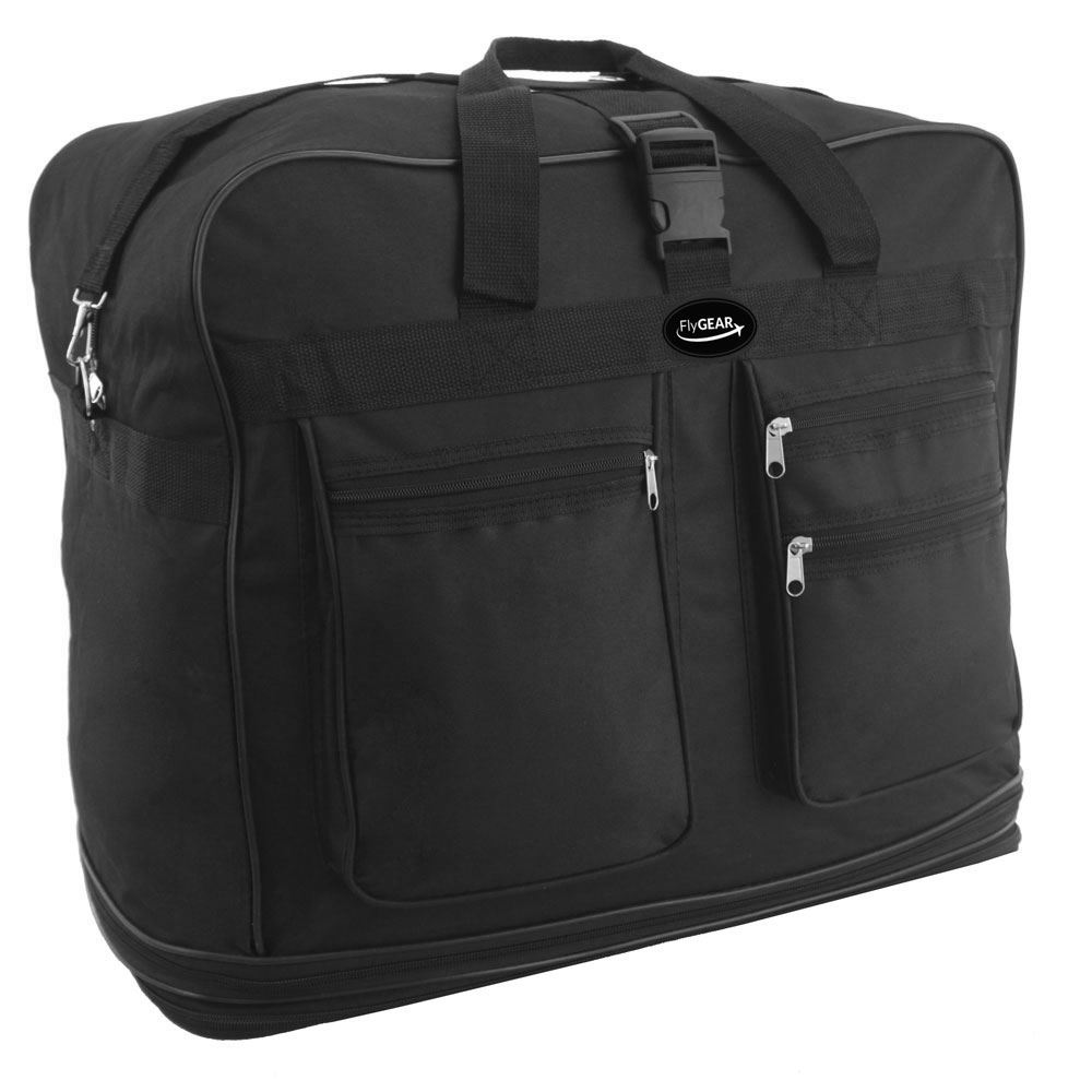 Extra Large 34 Inch Wheeled Cargo Folding Holdall Travel