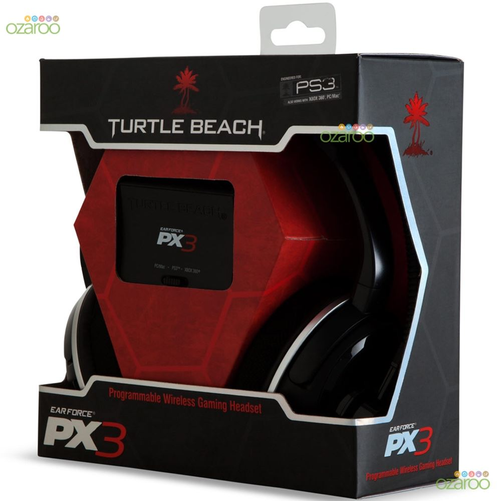 Turtle Beach Px Universal Wireless Gaming Headset