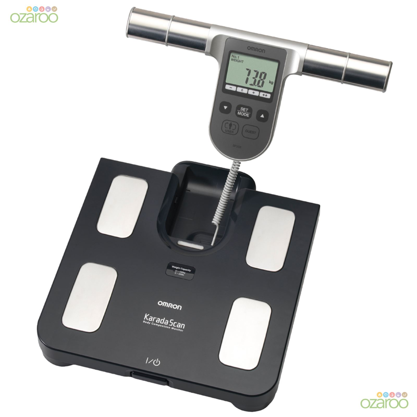 Body Fat Composition Scales 30
