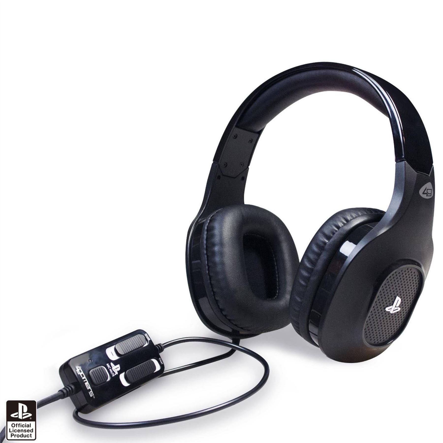 4gamers™ Official Sony PS3® Stereo Gaming Headset CP ...