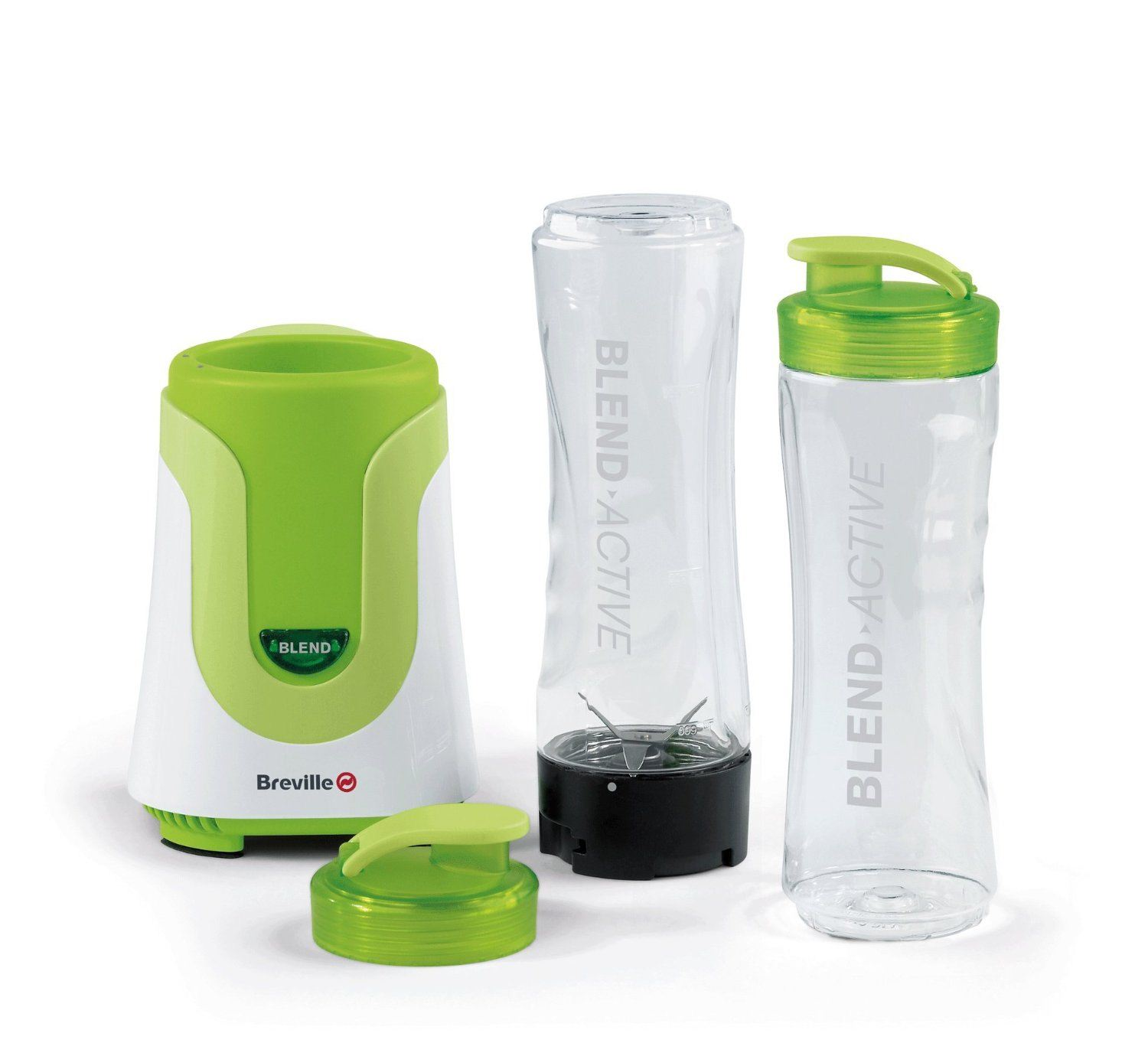 Breville Blend-Active Vs NutriBullet 2018 – 2019