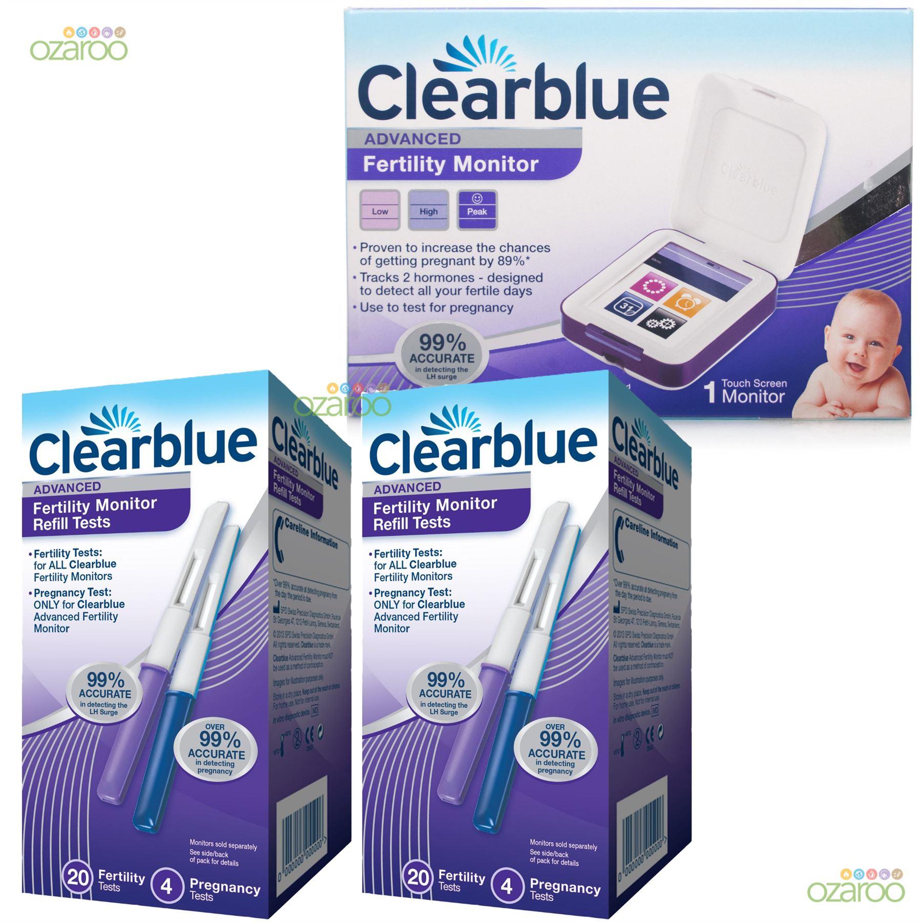 Электронный тест беременность clearblue многоразовый цена