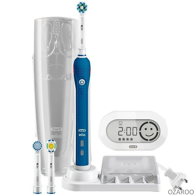 Oral-B Pro SmartSeries with Bluetooth Electric Rechargeable Power Toothbrush - Compare Prices in Real-time, Set a Price Alert, and see the Price History Graph to find the cheapest price with GoSale - America's Largest Price Comparison Website! Today's Lowest Price: $