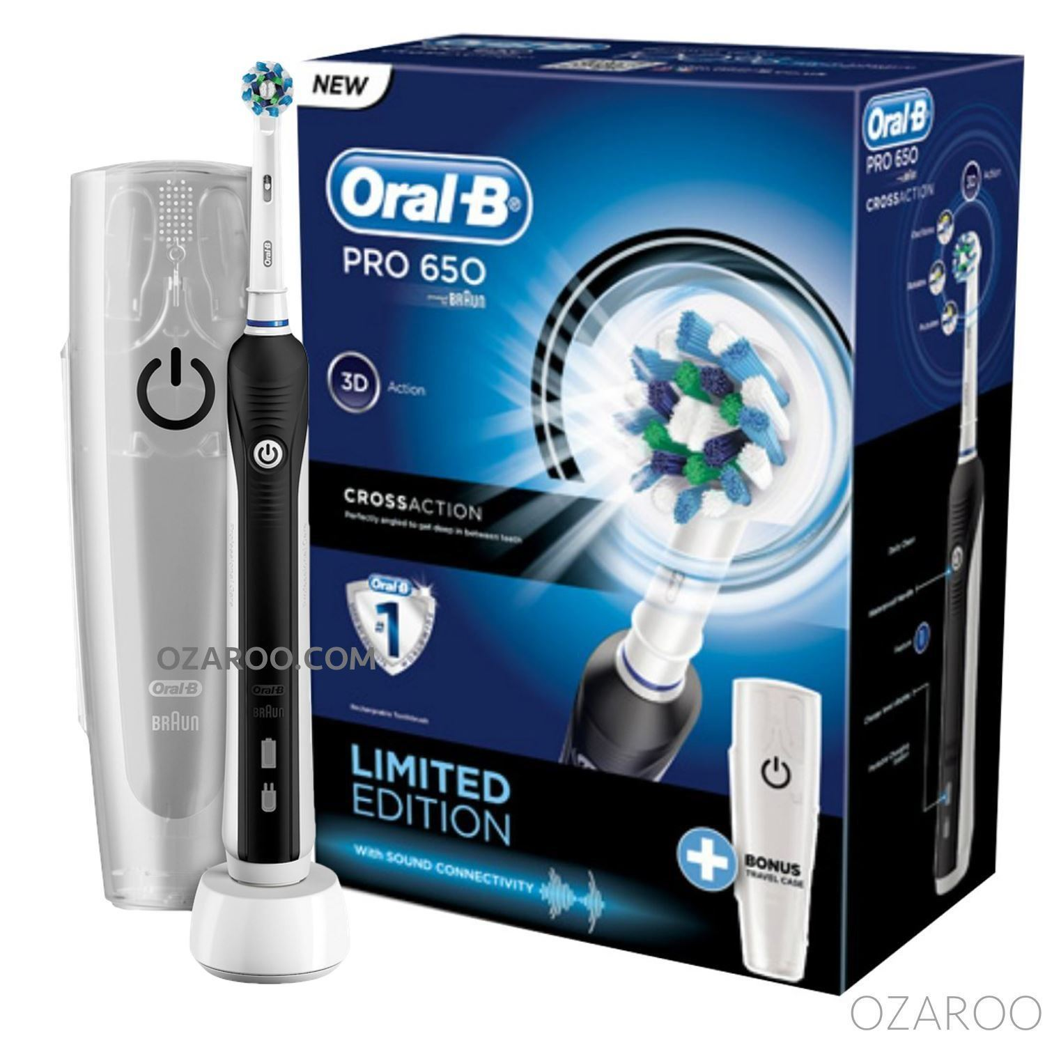 Braun oral b crossaction power 17 фотография