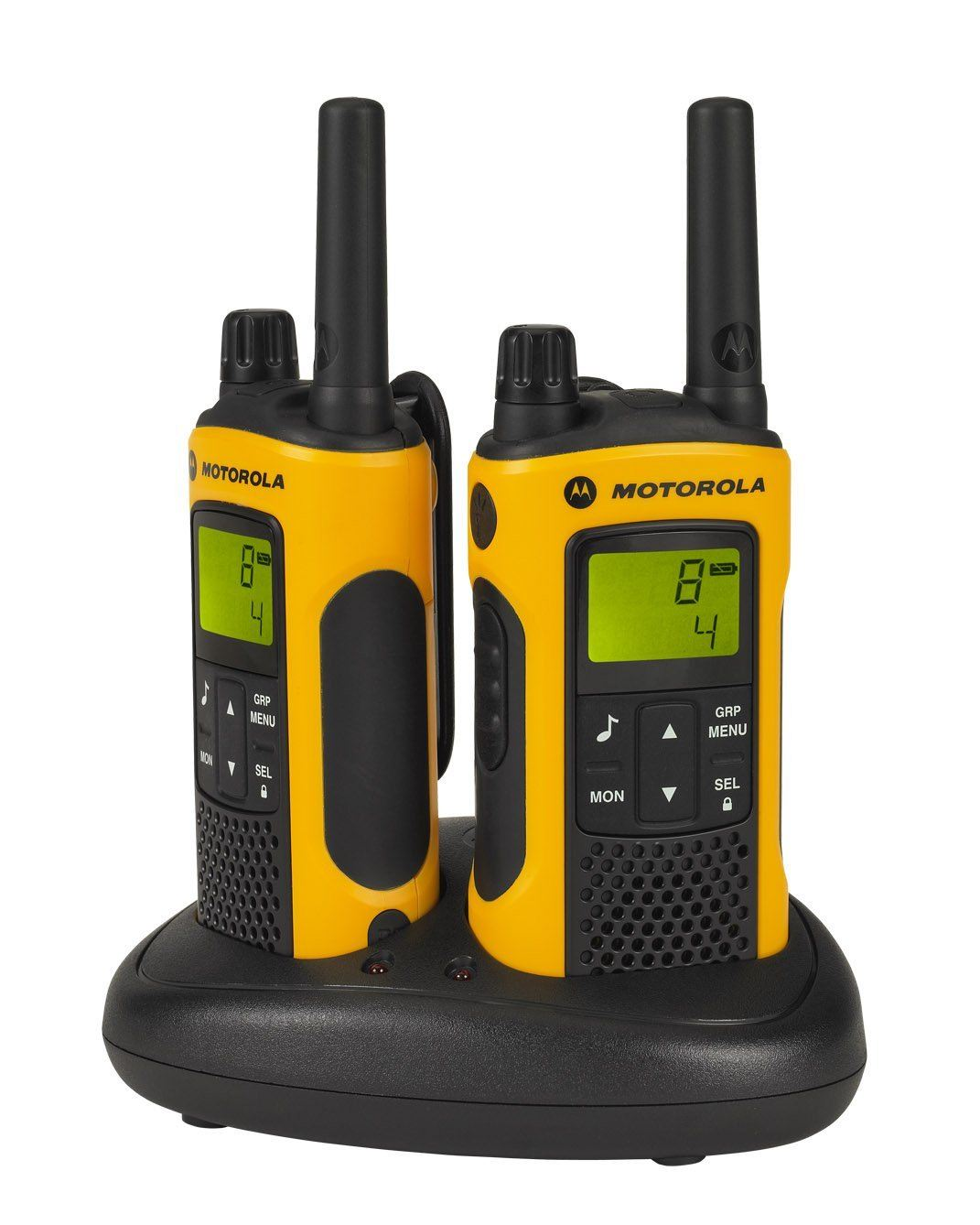 motorola 10km tlkr t80 extreme twin long range walkie talkie two way radios ipx4 ebay. Black Bedroom Furniture Sets. Home Design Ideas