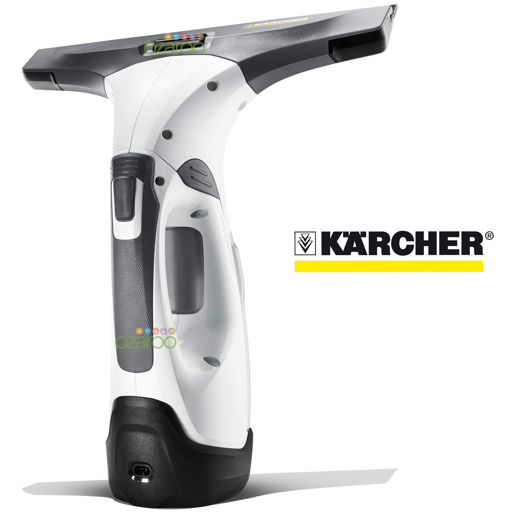 karcher wv5 premium 2nd gen rechargebale window vacuum. Black Bedroom Furniture Sets. Home Design Ideas