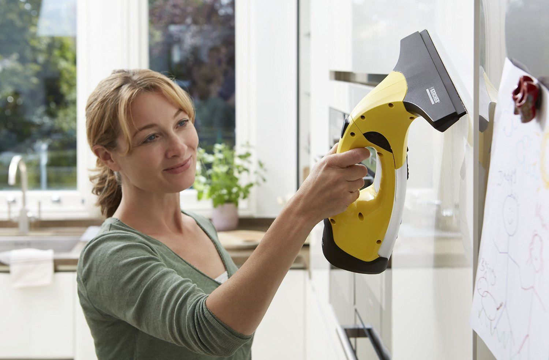 karcher wv2 premium 2nd generation cordless window vacuum. Black Bedroom Furniture Sets. Home Design Ideas