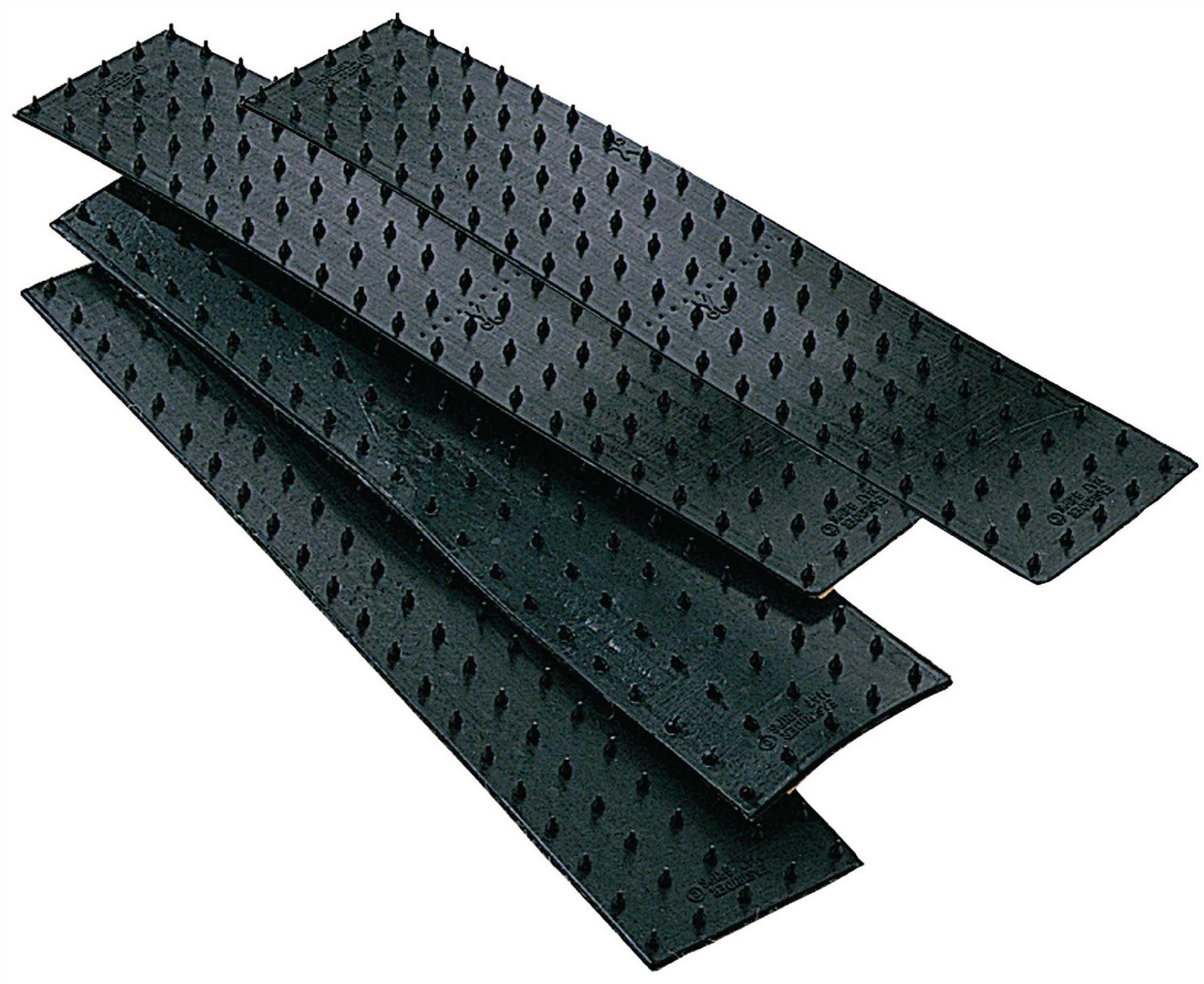 Pack Of 4 Mat Grips Anti Non Slip Multi Purpose Mat Rug