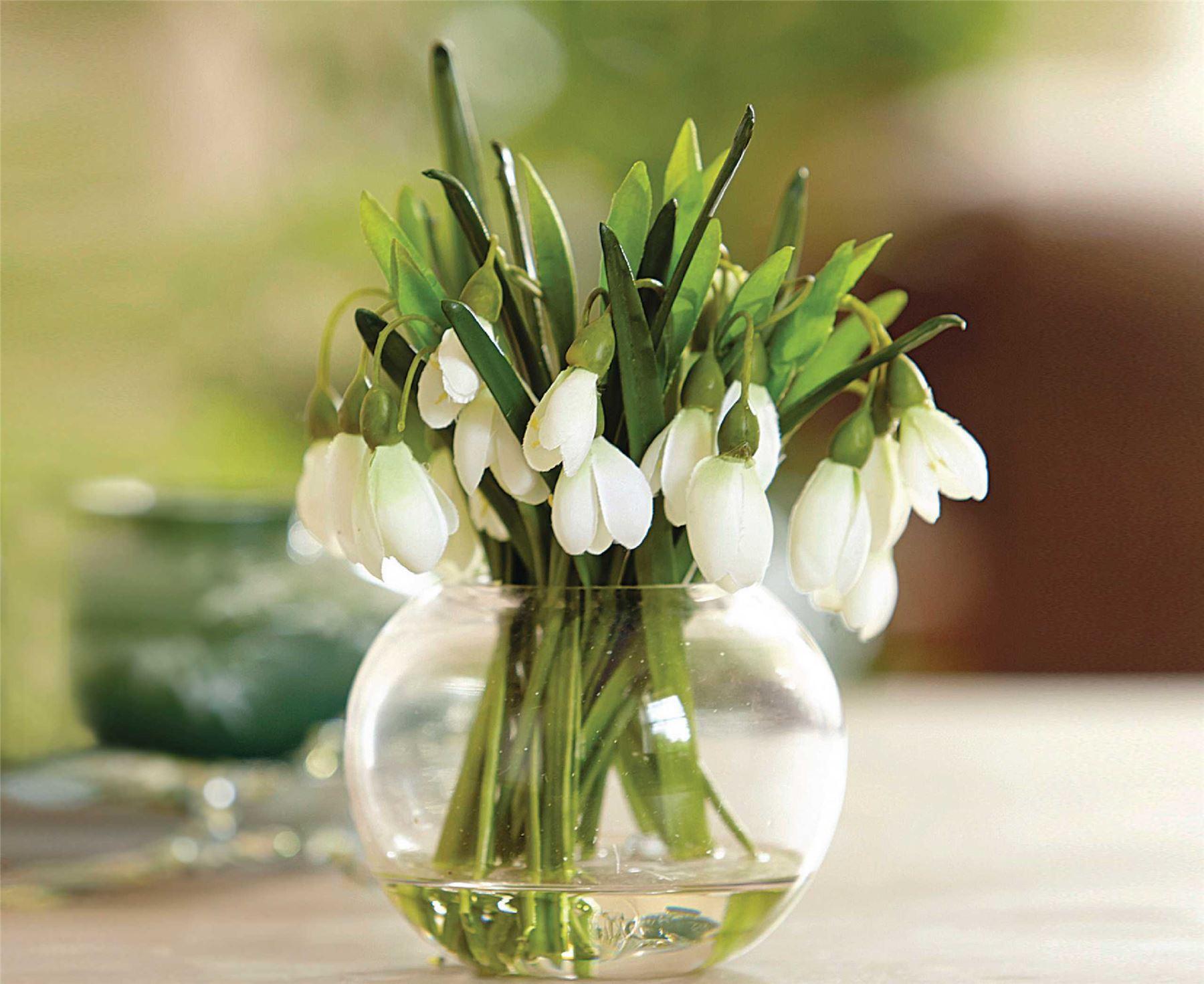 Silk Flower Arrangements For Office