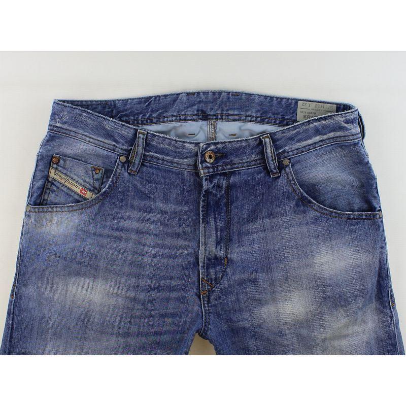 Diesel-Krayver-Mens-Blue-Slim-Carrot-Jeans-W32-L32-21365