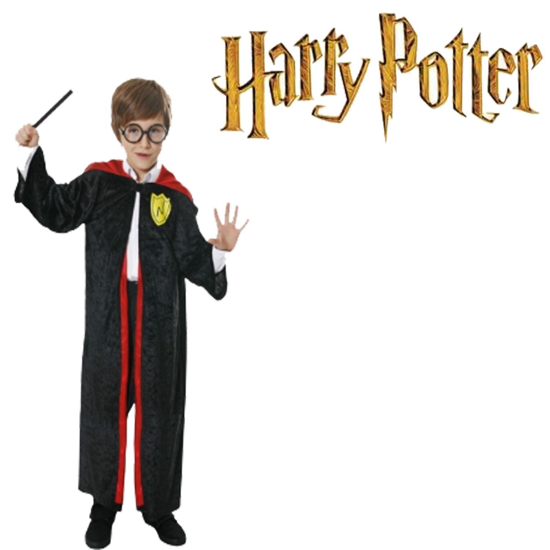HP-Inspired-Robe-Cloak-Magic-Cape-Fancy-Dress-  sc 1 st  eBay & HP Inspired Robe Cloak Magic Cape Fancy Dress Boy Wizard Costumes UK ...