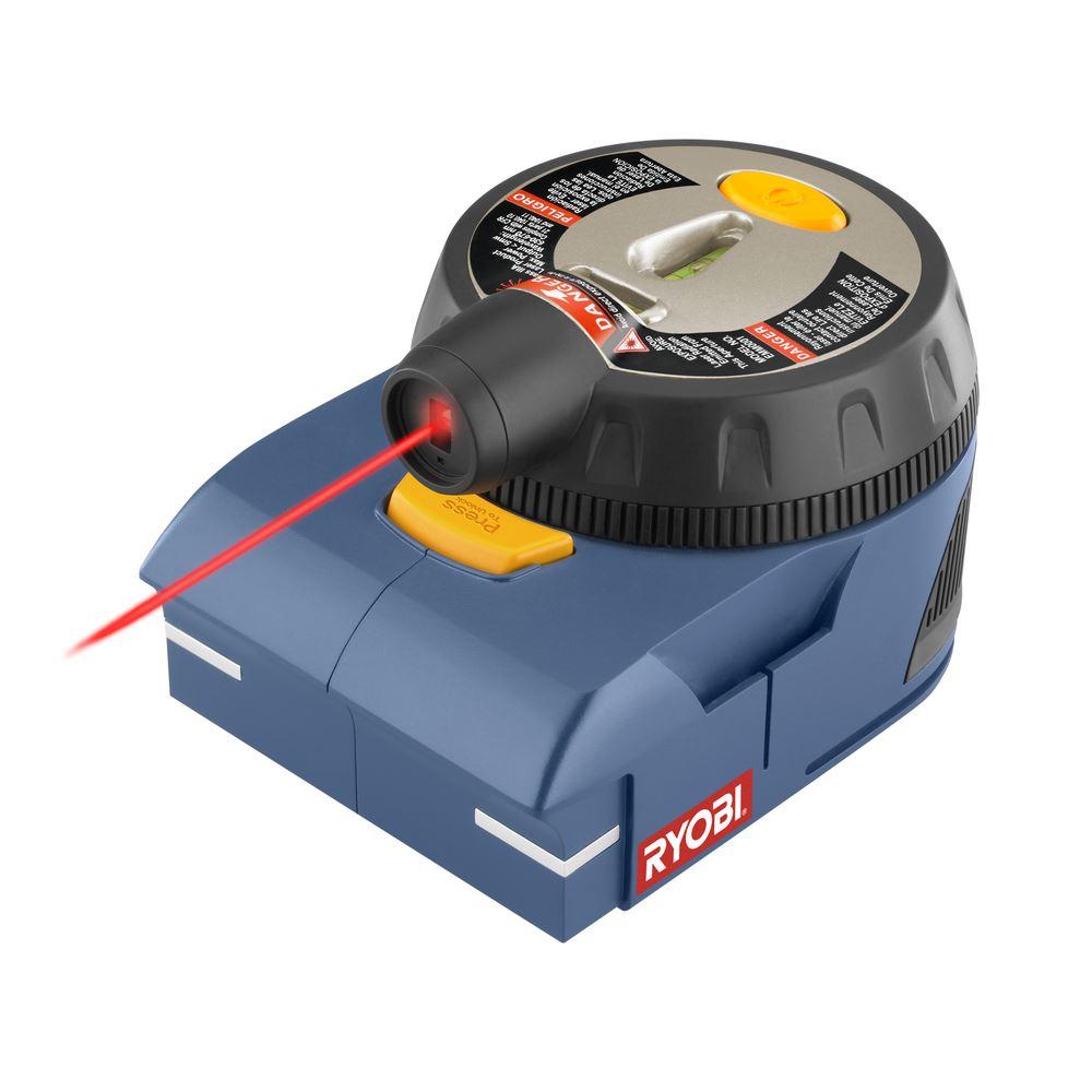 RYOBI AirGrip Laser Level Suction Model # EMM0001 FREE