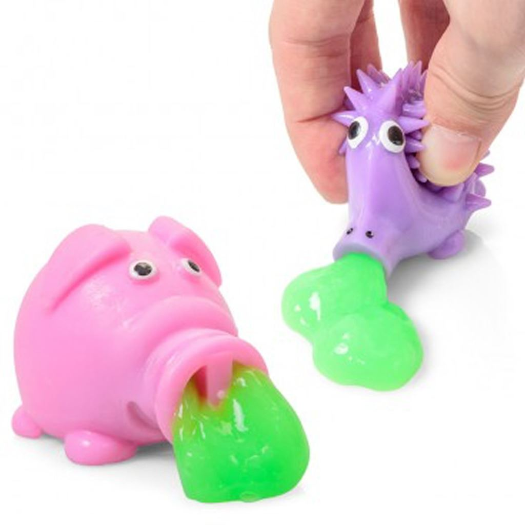 Animal Toys For Boys : Childrens novelty slime animals party bag fillers boys