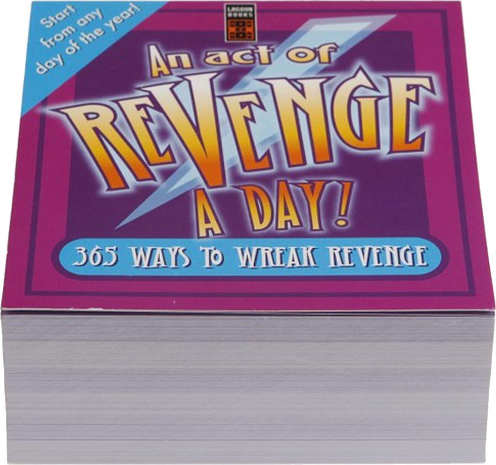 365 modi per ottenere vendetta o divertente novit regali - Regali da ufficio ...