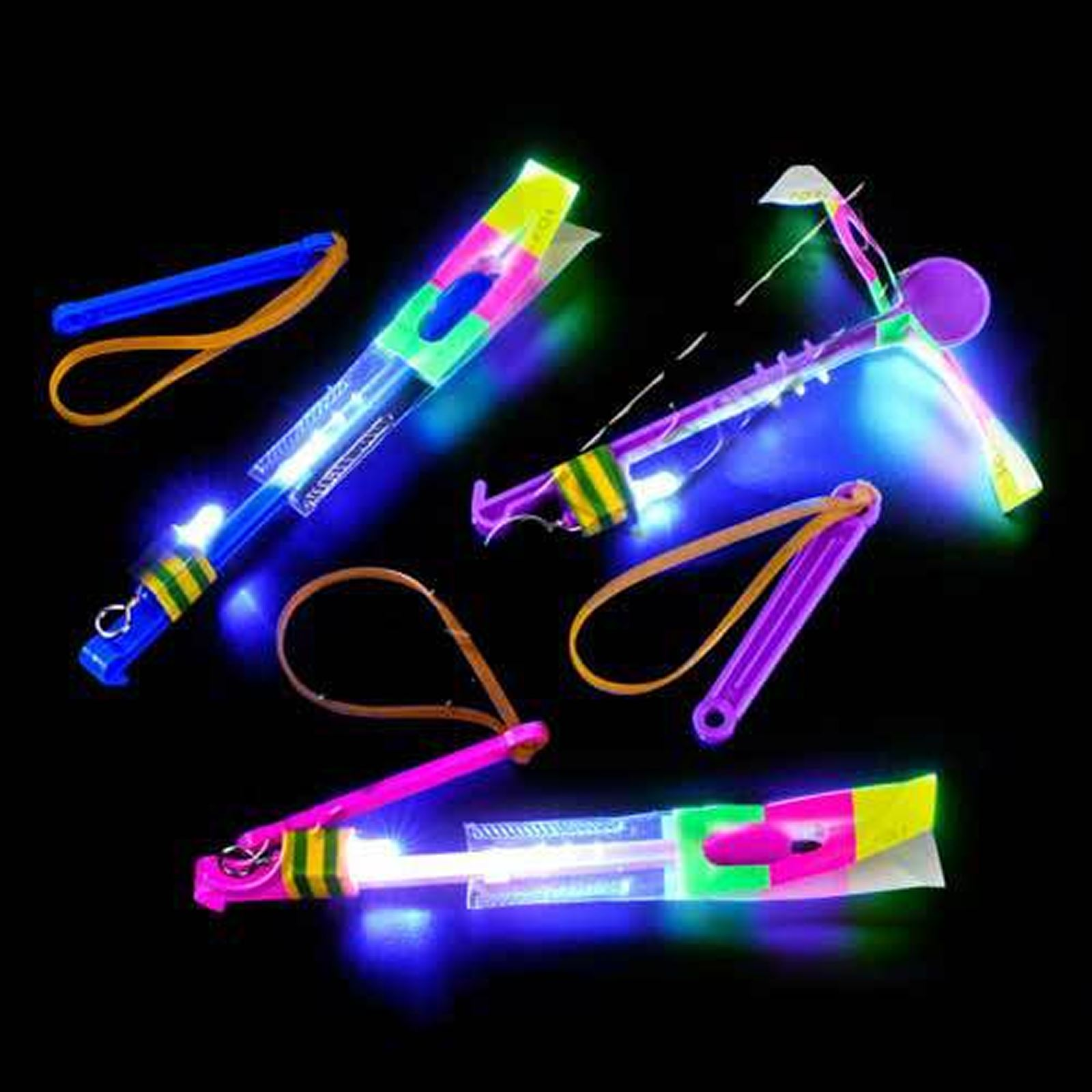 led heli boys girls toy fun lights party bag xmas christmas stocking filler ebay. Black Bedroom Furniture Sets. Home Design Ideas