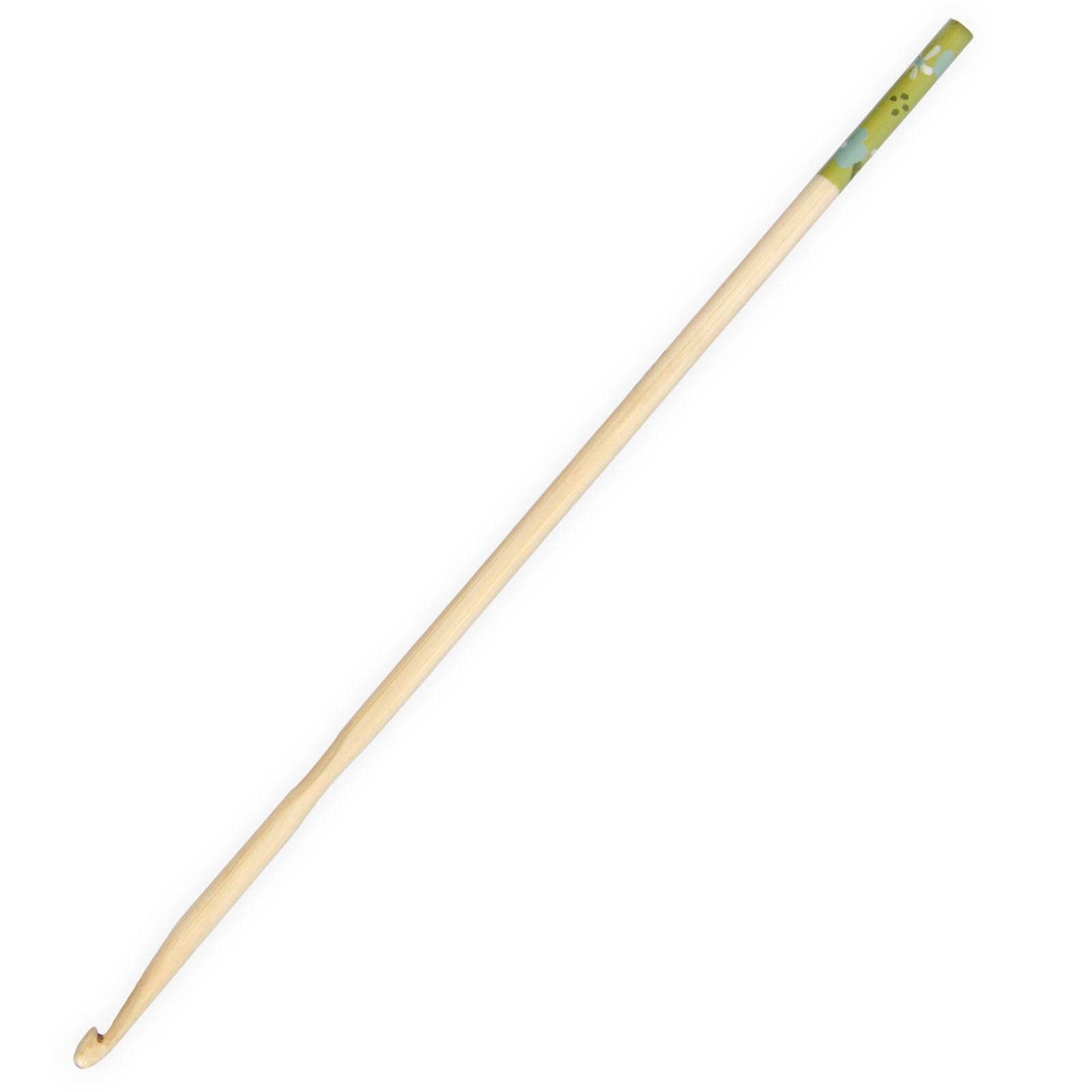 Knitting Needle Size 5mm : Dmc bamboo crochet hooks sizes mm