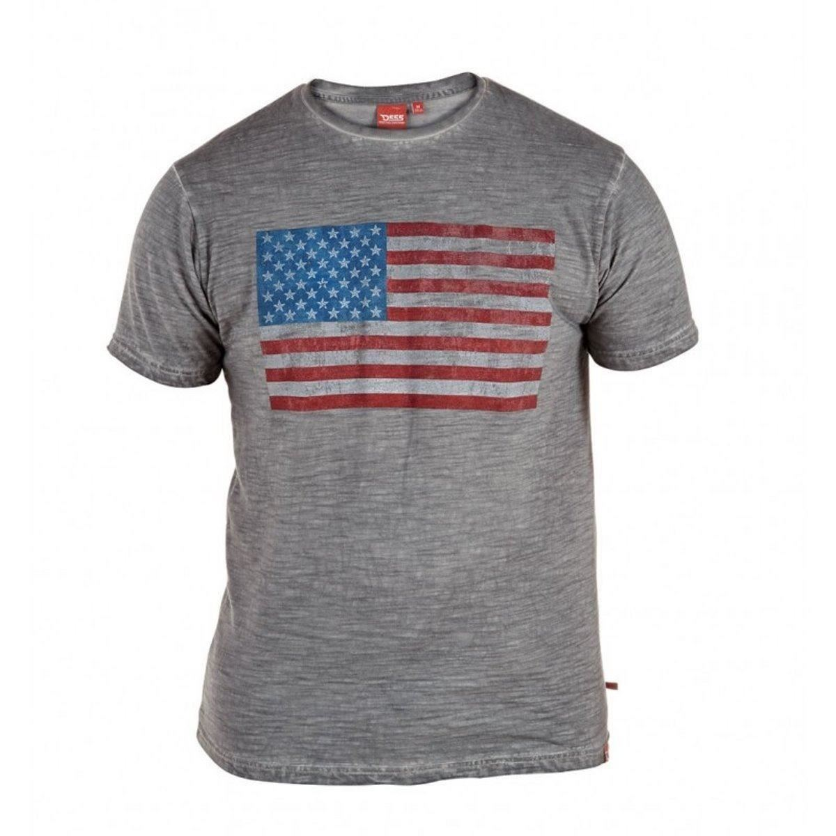 Big mens king size manhattan t shirt tee new york usa flag for Mens t shirts 4xl