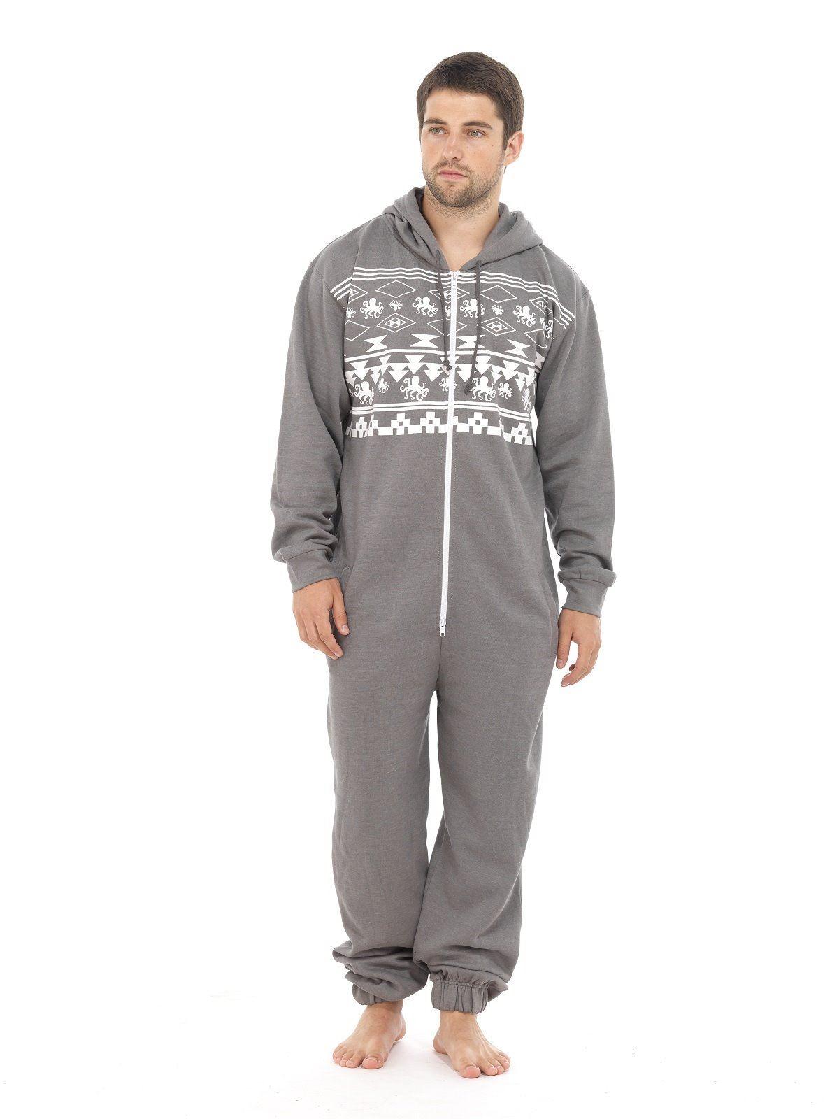 Combinaisons homme pyjama - Combinaison polaire homme ...