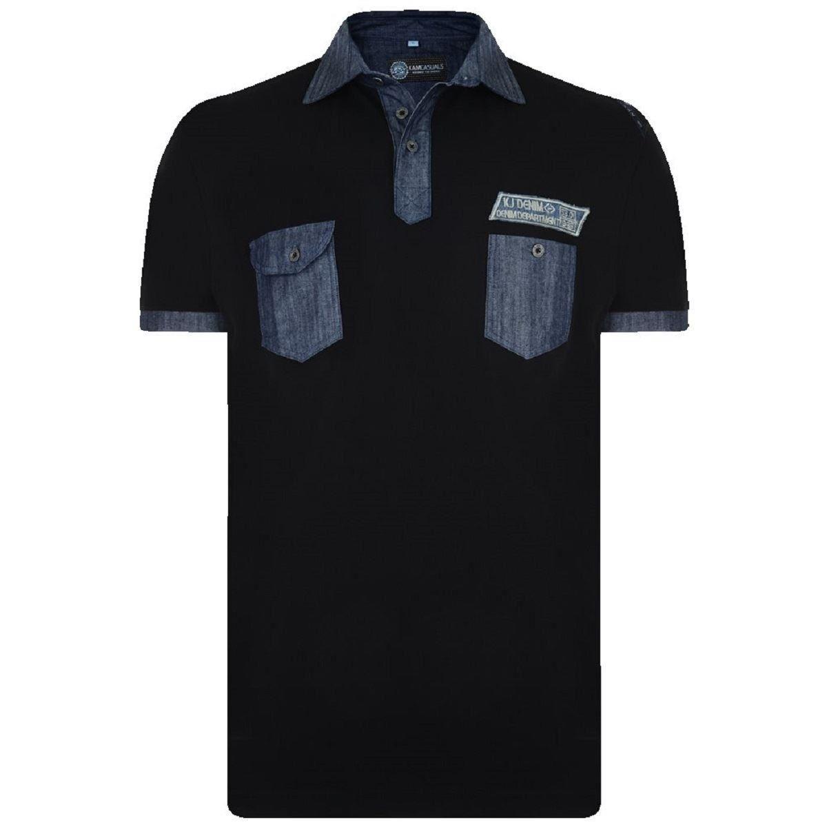 Big mens king size shirt polo neck t shirt tee size 2xl for Mens 2xl tall shirts
