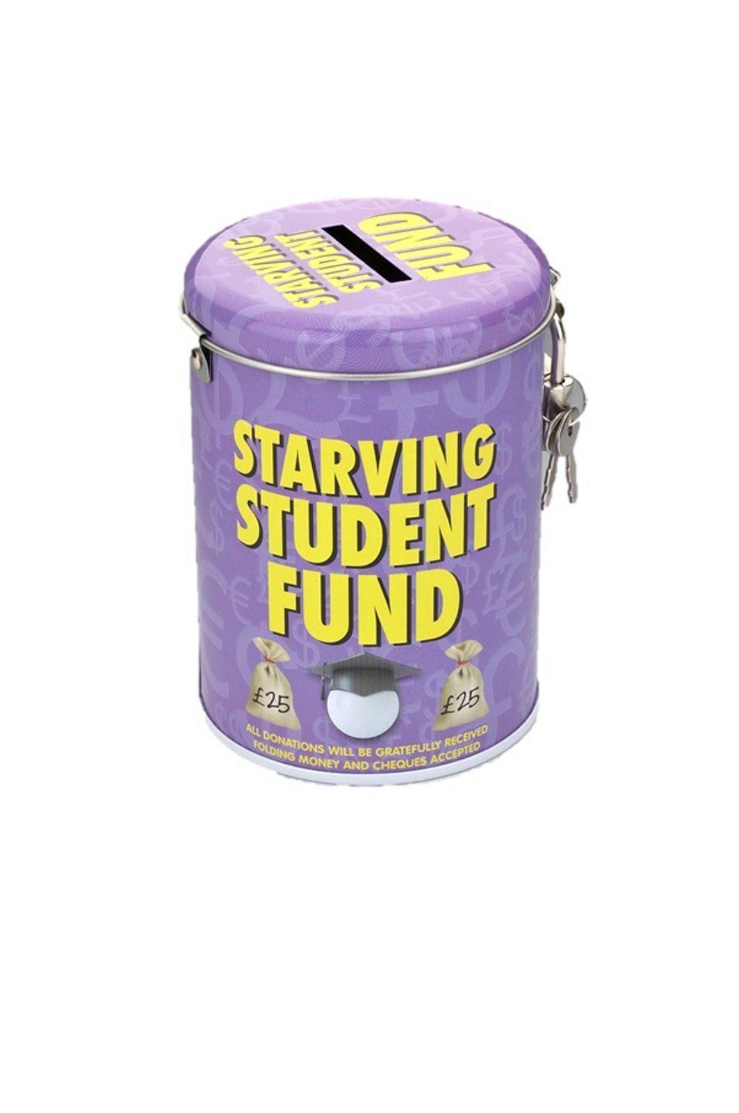 Novelty gifts fine tin swear box money saving piggy bank for How to open a tin piggy bank