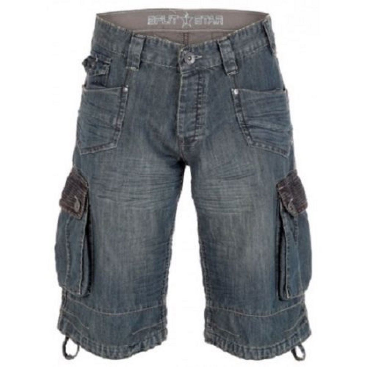 mens denim shorts cargo combat jeans blue jean size 30 32 34 36 38 40 waist surf ebay. Black Bedroom Furniture Sets. Home Design Ideas