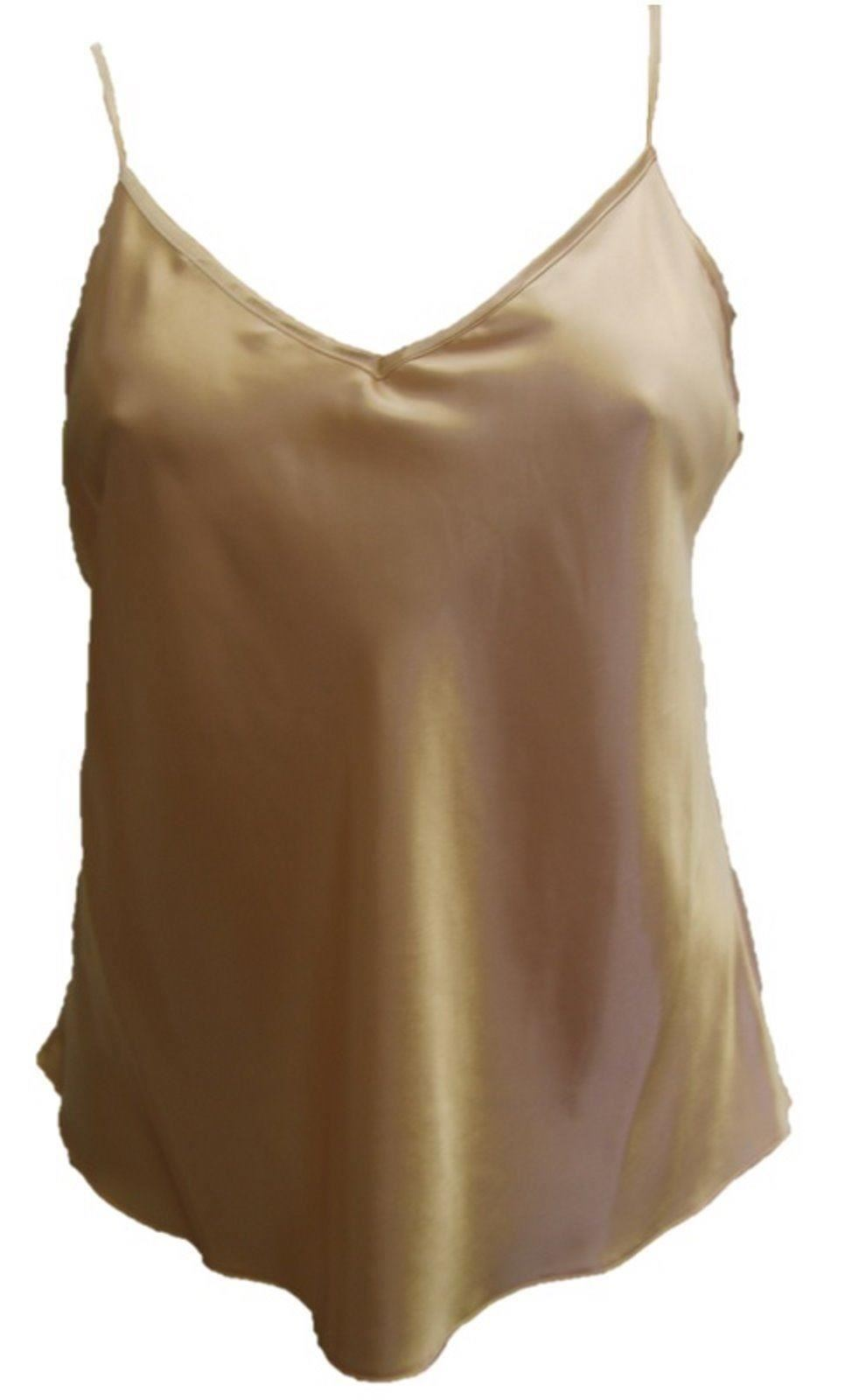 Sexy Bronze Womens Camisoles 26