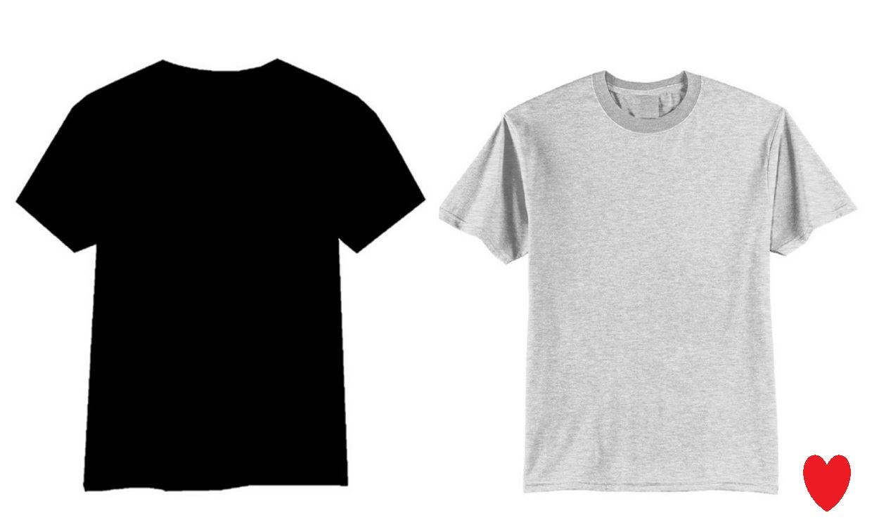 Mens t shirt tee polo king size 3xl 4xl 5xl 6xl twin pack for Mens t shirts 4xl