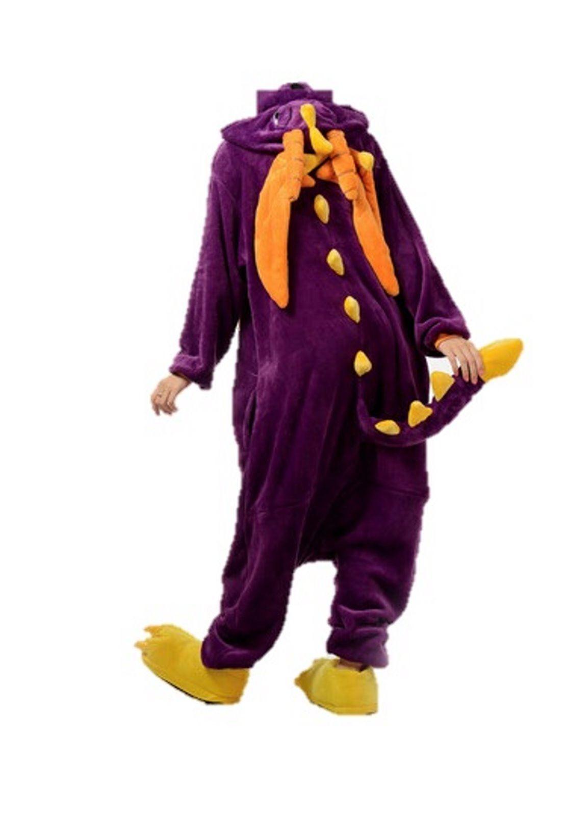 Adult Character Costume Fancy Dress Cartoon Cosplay Onesie ...