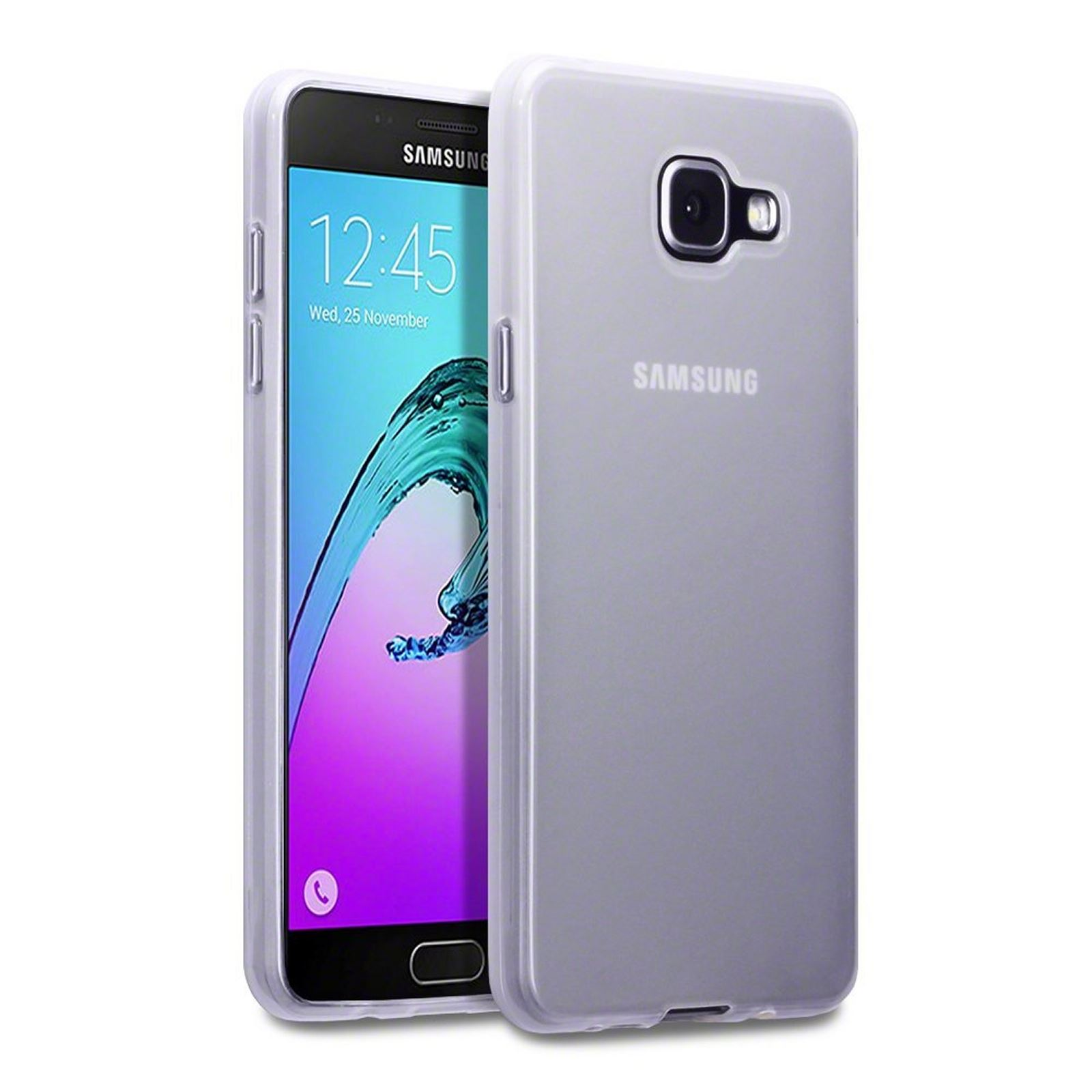 for samsung galaxy a5 2016 model slim tpu gel silicone. Black Bedroom Furniture Sets. Home Design Ideas