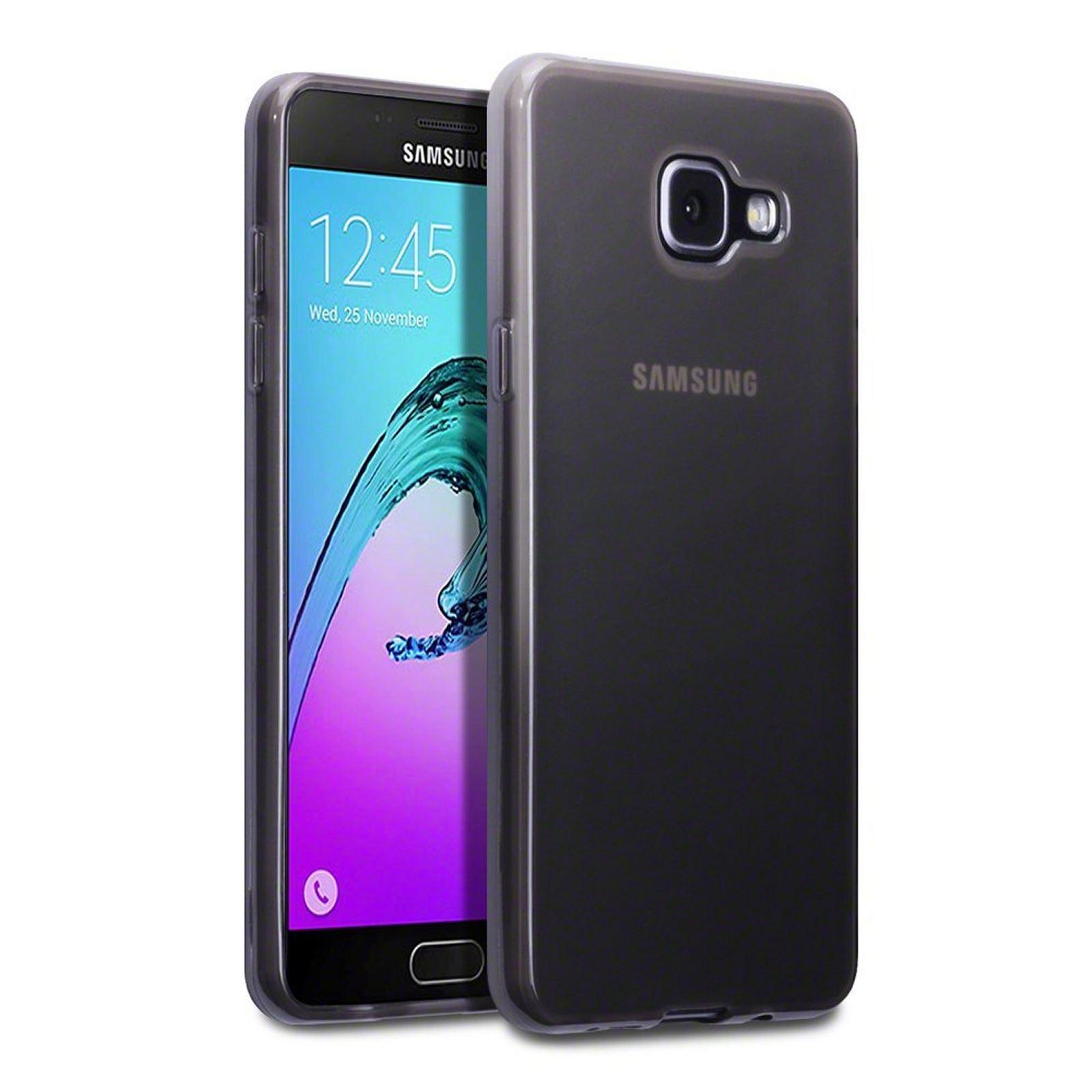 For Samsung Galaxy A5 2016 Model Slim Tpu Gel Silicone