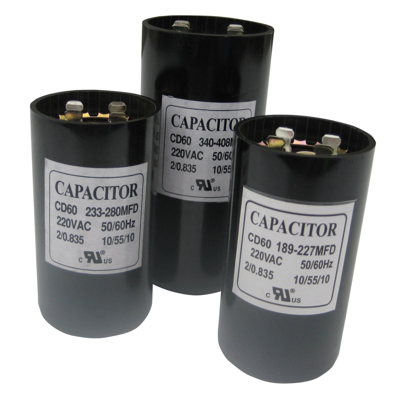 108 130 mfd f mfd microfarad 220 275v electric motor for Motor start capacitor test