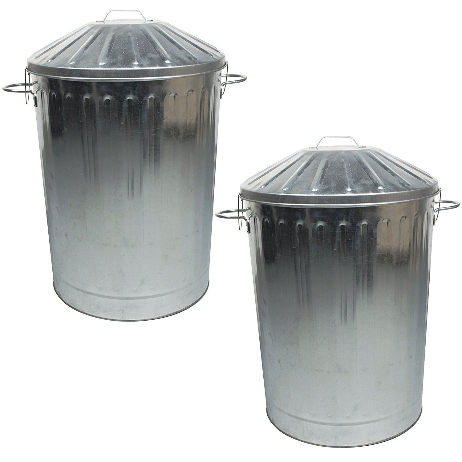 Small metal storage containers the for Small tin containers