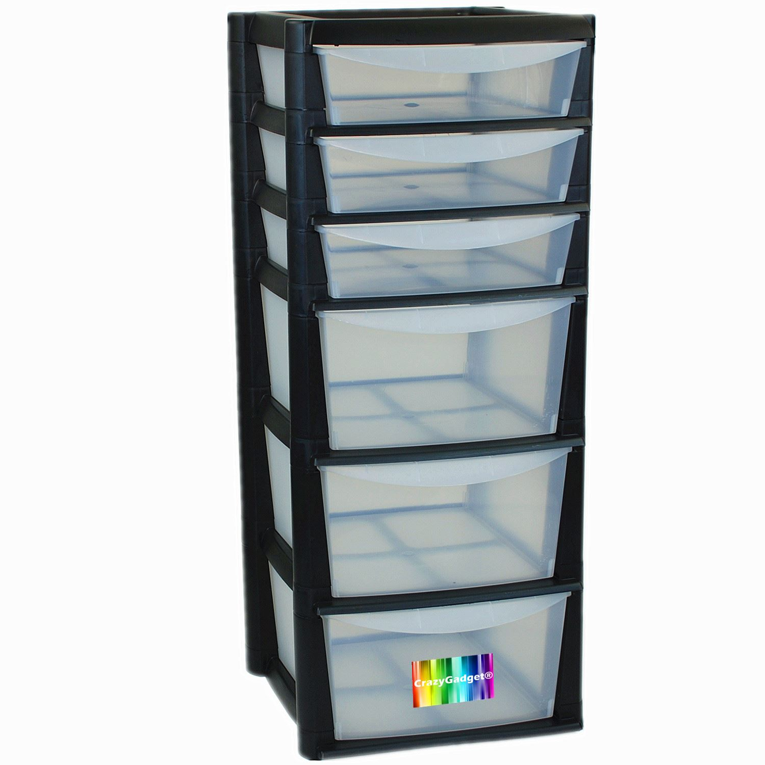 Wide Drawers Storage Drawers With 3 Drawers Plastic